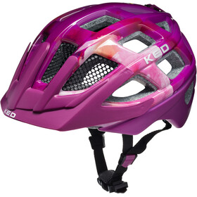 KED Kailu Lapset Pyöräilykypärä , vaaleanpunainen/violetti